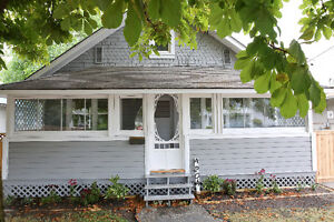 Beautifully Renovated Character Home