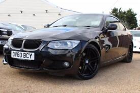 2010 60 BMW 3 SERIES 2.0 320I M SPORT 2D 168 BHP