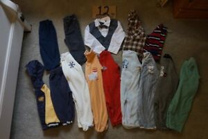Boys winter 12 month clothes