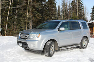 2010 Honda Pilot EX-L, 105,000 km, Excellent Condition