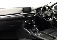 2016 Mazda 6 Mazda Saloon SE-L Nav Petrol black Manual