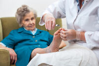 Nursing Foot Care is in DEMAND!! 5 DAY FOOT CARE COURSE