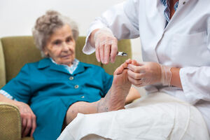 Nursing Foot Care is in DEMAND!! 5 DAY FOOT CARE COURSE Kawartha Lakes Peterborough Area image 1