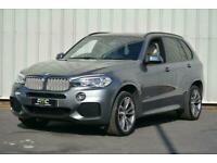 2015 BMW X5 2.0 XDRIVE40E M SPORT 5d 242 BHP **FREE TAX - 80 MPG** Auto Estate A