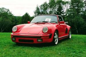 1980 Porsche 911 SC Targa Widebody **REDUCED**