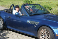 BMW Z-3 Convertible (Beemer)