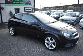 Vauxhall Astra 1.6 16v VVT ( 115ps ) Sport Hatch 2010MY Design 3DOOR BLACK