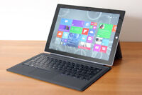 Microsoft Surface 3 Pro or 4