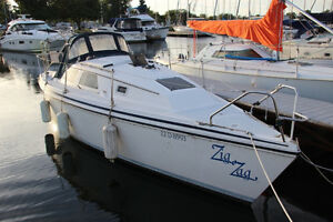 Hunter 27 (1992) all the bells and whistles! MOTIVATED SELLER!