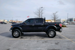 2013 lifted ford f150