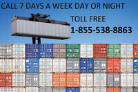 Timmins ACCURATE SHIPPING CONTAINERS FOR STORAGE