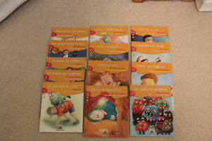 13 X FRENCH READING BOOKS ** MINT CONDITION ** !!!