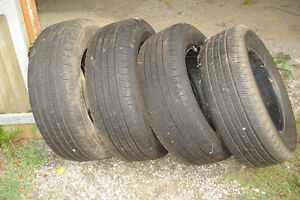 225/60R16 Michelin Cambridge Kitchener Area image 1