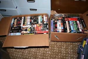 VHS Movies for Sale Prince George British Columbia image 1
