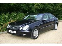 Mercedes E240 AUTOMATIC done 108841 Miles with EXCELLENT SERVICE HISTORY