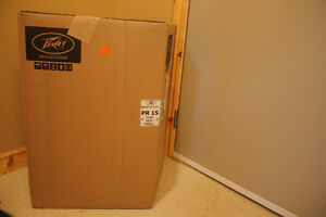 Peavey PR 15 Passive Loudspeaker, Factory Sealed PRICE REDUCED