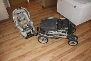 Graco SnugRide 30 Stroller and Carseat