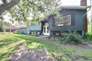 REDUCED AGAIN!  Beautiful 4 bed, 2.5 bath, 11.75 acres. 104170
