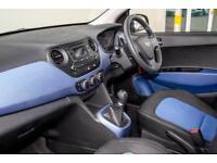 2014 Hyundai i10 1.0 SE Petrol grey Manual