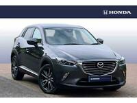 2018 Mazda CX-3 2.0 SKYACTIV-G Sport Nav 2WD SUV 5-Door Auto Hatchback Petrol Au