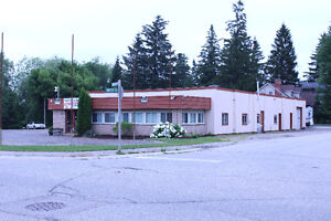 5200 sq ft building - a Million Dollar Location and View