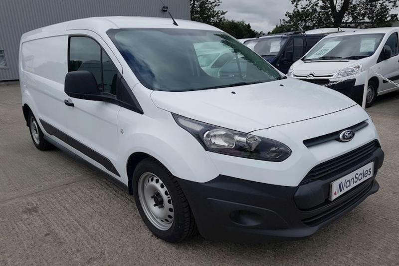 New Ford Transit Connect L2 1.5 TDI SWB Panel Van **From £156 + VAT p/m**