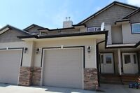 3 Bdrm Townhouse FOR SALE in Sylvan Lake NO CONDO FEES!