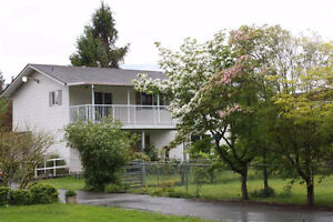 Open House Sat 1-3, Yarrow Acerage, Home with Suite!  Yarrow