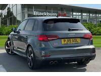2019 Audi A3 Sportback Black Edition TFSI 300 PS S tronic Auto Hatchback Petrol