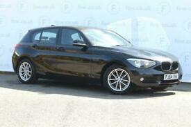 image for 2014 BMW 1 Series 116d EfficientDynamics 5dr Hatchback Diesel Manual