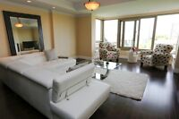 FULLY FURNISHED CONDOS DOWNTOWN
