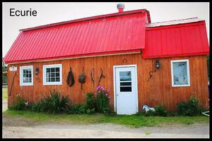 Maison avec écurie Lac-Saint-Jean Saguenay-Lac-Saint-Jean image 7
