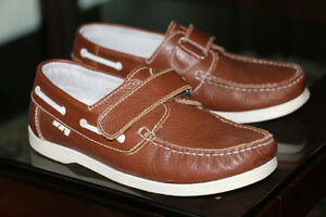 WAG genuine leather loafers US 4-4.5, EUR 35