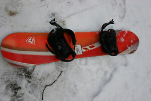 Downhill Snowboard. FireFly Brand and Adult Size. Excellent Cond