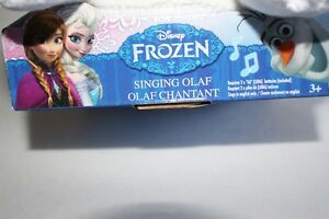 Singing Olaf Disney Frozen,,,Brand New!! Sing Summer song. London Ontario image 5