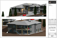 House design and drafting services