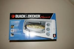 Black & Decker PRO 490WC Countertop Oven