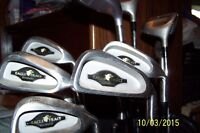 """Eagle Trace""golf clubs for guitar"