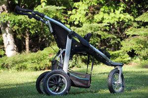 3 Wheels Stroller & Bassinet Zydeco