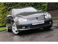 2007 Mercedes-Benz C Class 1.8 C180 Kompressor SE 2dr