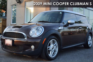 2009 MINI Clubman S in mint condition - low kms