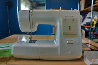 Kenmore 385 Sewing Machine w/tons of extras