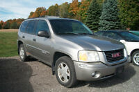 2002 GMC Envoy SLE 4x4-  ONLY $1450!!