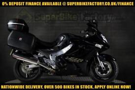 2002 W KAWASAKI ZZR1200 1200CC 0% DEPOSIT FINANCE AVAILABLE