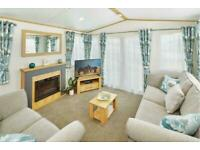 Carnaby Silverdale 2 bed Holiday Home with timber decking - Call James 07495