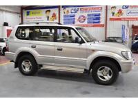 2001 Y TOYOTA LAND CRUISER 3.4 VX 5D AUTO 176 BHP LPG CONVERSION
