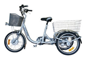 trade new electric tricycle for good safety tested car