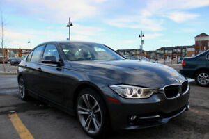 Cheapest LOW KM, 2014 BMW 320i, AWD, Sport Package, No accident