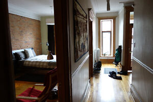 GORGEOUS PLATEAU SUMMER SUBLET