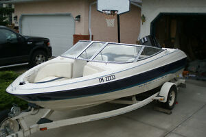 Bayliner 1700 120 HP Outboard - Excellent Condition